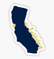 UC Berkeley - Style 16 Sticker