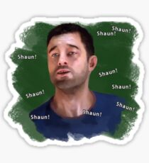 SHAUN! Heavy Rain Sticker