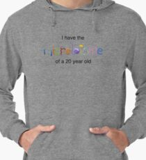 Young microbiome for light shirts Lightweight Hoodie