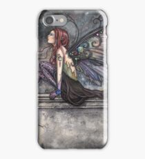 Ready for Flight Fairy Fantasy Art by Molly Harrison iPhone Case/Skin