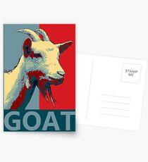 GOAT Postcards