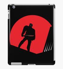 Jason Takes Gotham City iPad Case/Skin