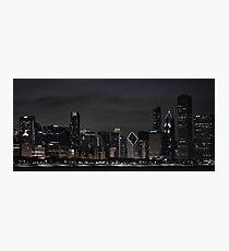 Best Skyline on the Planet Photographic Print