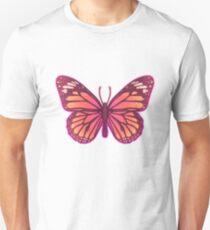 Sunset Butterfly T-Shirt