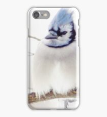 Feeling A Little Blue  iPhone Case/Skin