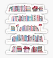Pegatina Librería de primavera