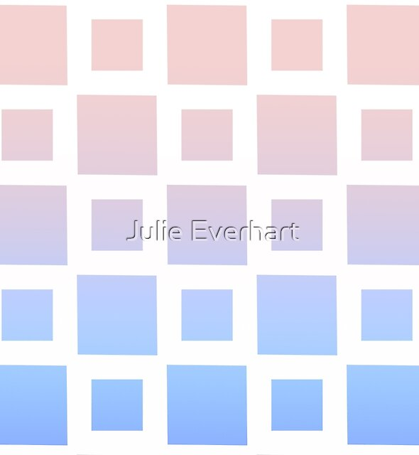 Fade to Blue by Julie Everhart by Julie Everhart