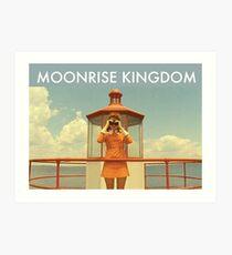 Lámina artística Moonrise Kingdom