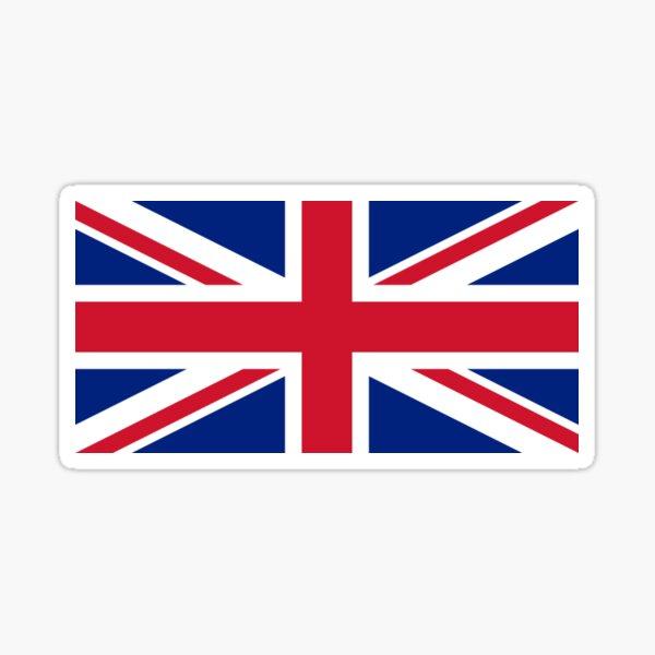 British Inversion Sticker