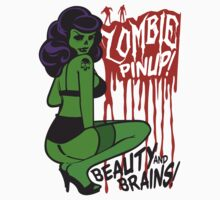 Zombie Pinup #1 | Unisex T-Shirt