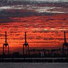 Melbourne Docklands by Deirdreb