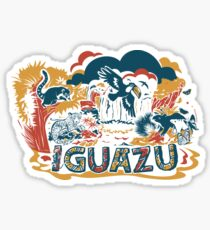 IGUAZU Sticker