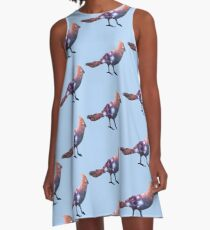 stellar's jay A-Line Dress