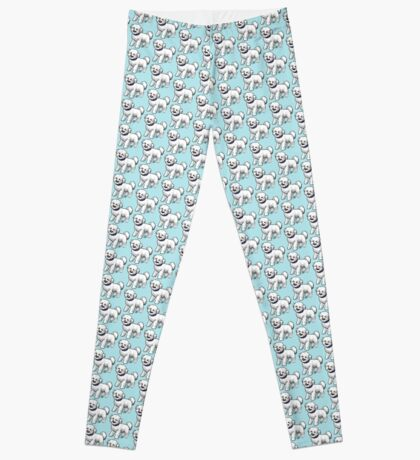 Bichon Frise Leggings