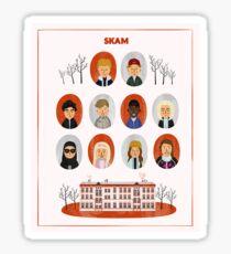 SKAM Kids Sticker