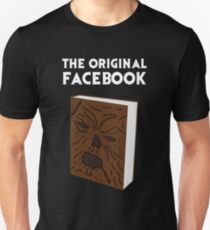 The Original Facebook Unisex T-Shirt