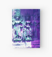 Temples in the Sky Hardcover Journal