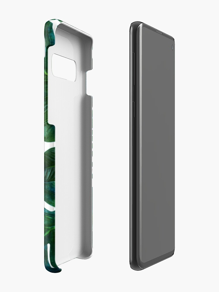 Alternate view of Perceptive Dream || #Redbubble #tropical #buyart Case & Skin for Samsung Galaxy