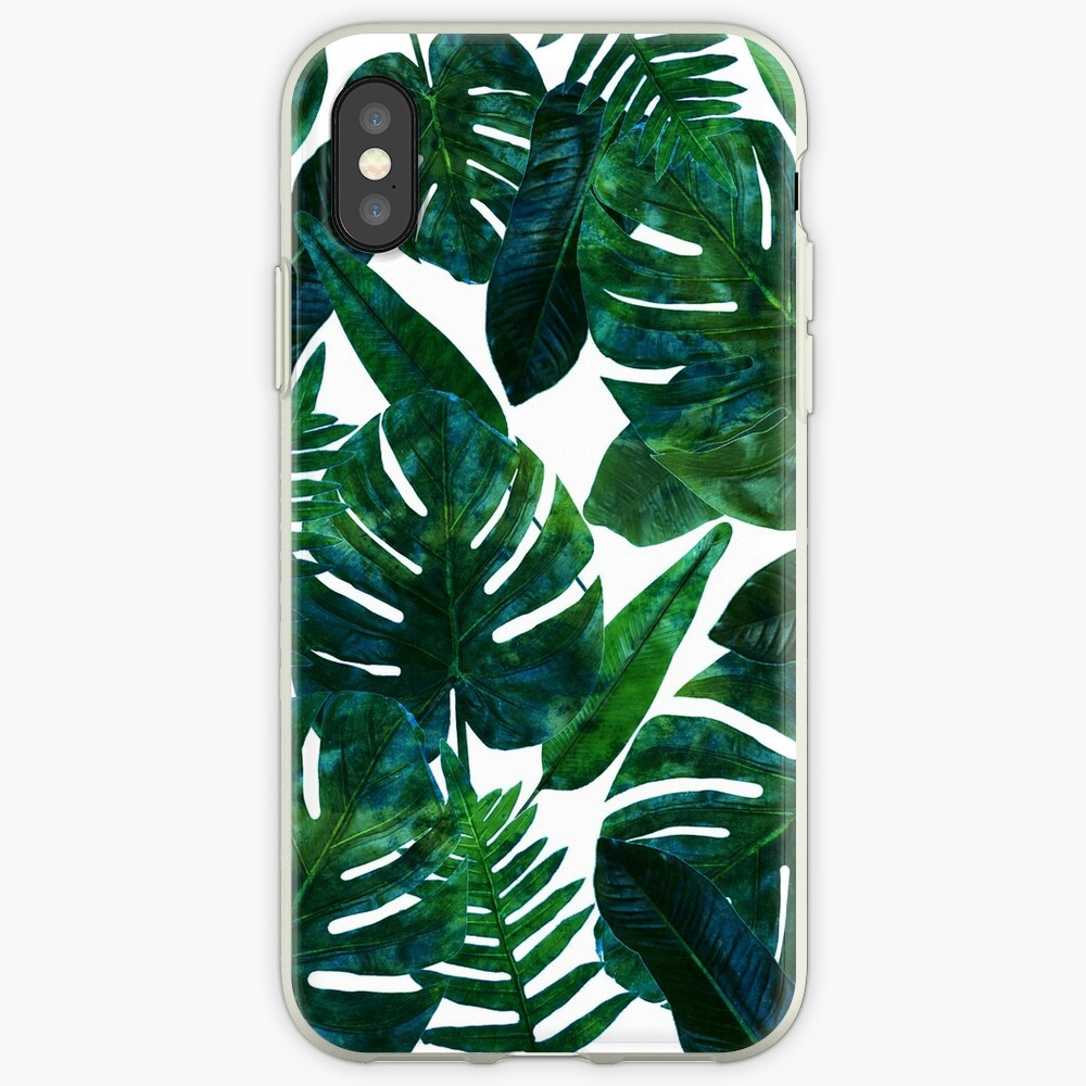 Perceptive Dream || #Redbubble #tropical #buyart iPhone Cases & Covers
