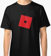 Roblox square logo classic Classic T-Shirt