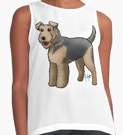 Airedale  Contrast Tank