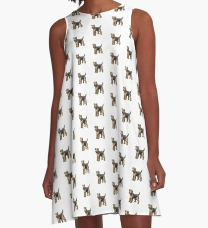 Airedale  A-Line Dress