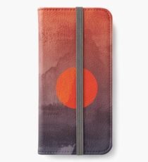 Star Wars A New Hope inspired artwork two suns iPhone Wallet/Case/Skin