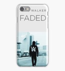 ALAN WALKER FADED COVER iPhone Case/Skin
