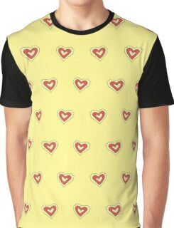 Love pattern. Valentine's Day Graphic T-Shirt