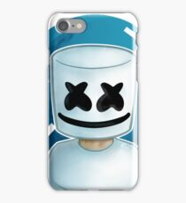 MARSHMELLO FACE iPhone Case/Skin