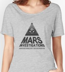 Mars investigation Women's Relaxed Fit T-Shirt