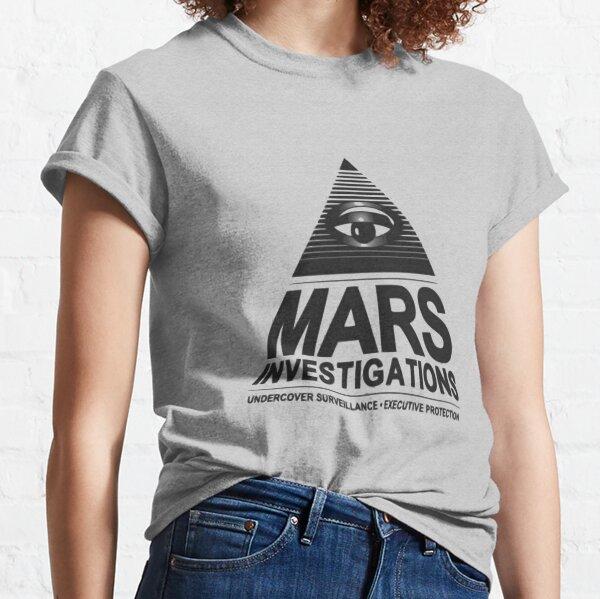 Mars investigation Classic T-Shirt