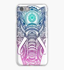 Elephant Mandala iPhone Case/Skin