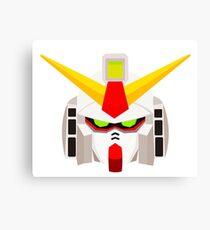 Gundam Mk-II Canvas Print