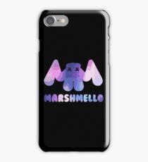 MARSHMELLO IN PURPLE iPhone Case/Skin