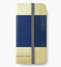 Minimal Baseball iPhone Wallet/Case/Skin