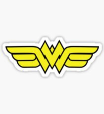 Wondermom Sticker