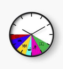 Family tasks Clock Clock