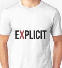 Explicit T-Shirt