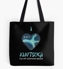 i love kintsugi Tote Bag
