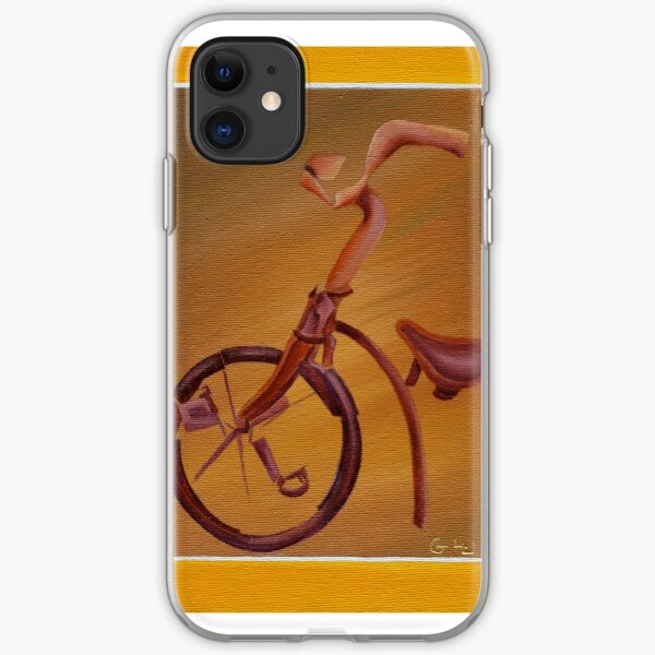Bicycle iPhone Soft Case
