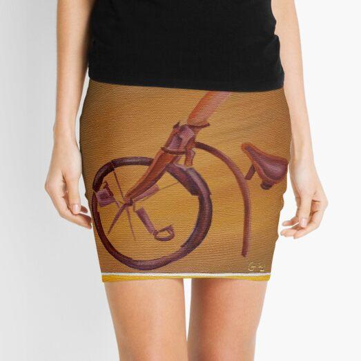 Bicycle Mini Skirt
