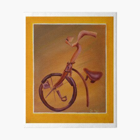 Bicycle Art Board Print