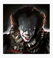 Pennywise - It Photographic Print
