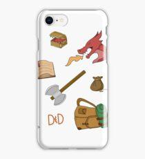 DnD iPhone Case/Skin