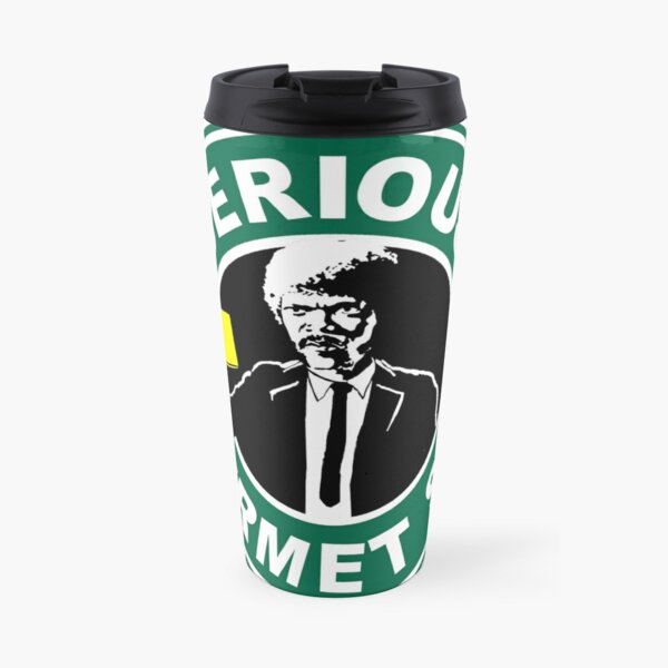 Serious Gourmet Shit Travel Mug
