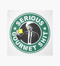 Ernste Gourmet Scheiße Tuch