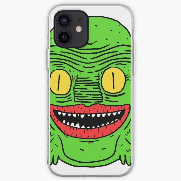 Creature from the Black Lagoon iPhone Soft Case