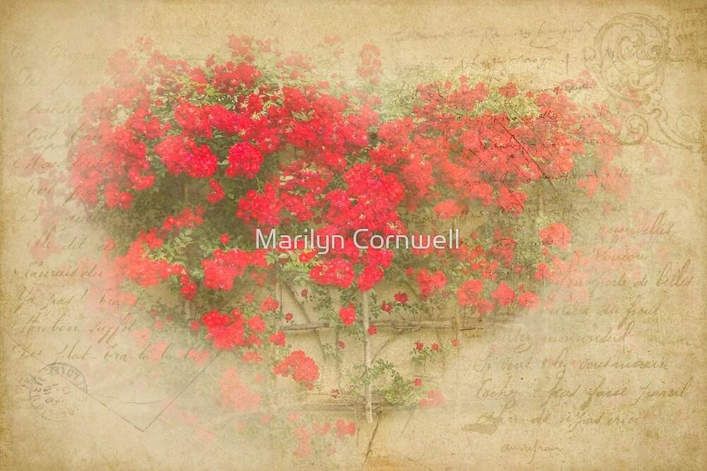 La Vie En Rose by Marilyn Cornwell