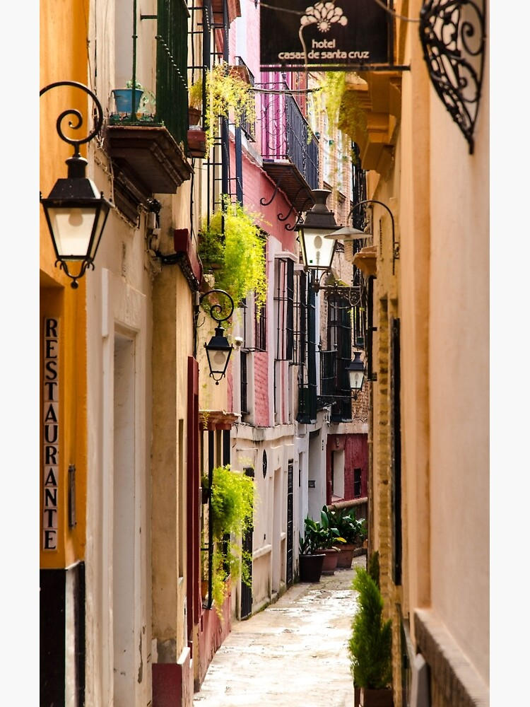 Streets of Seville  by ErianAndre